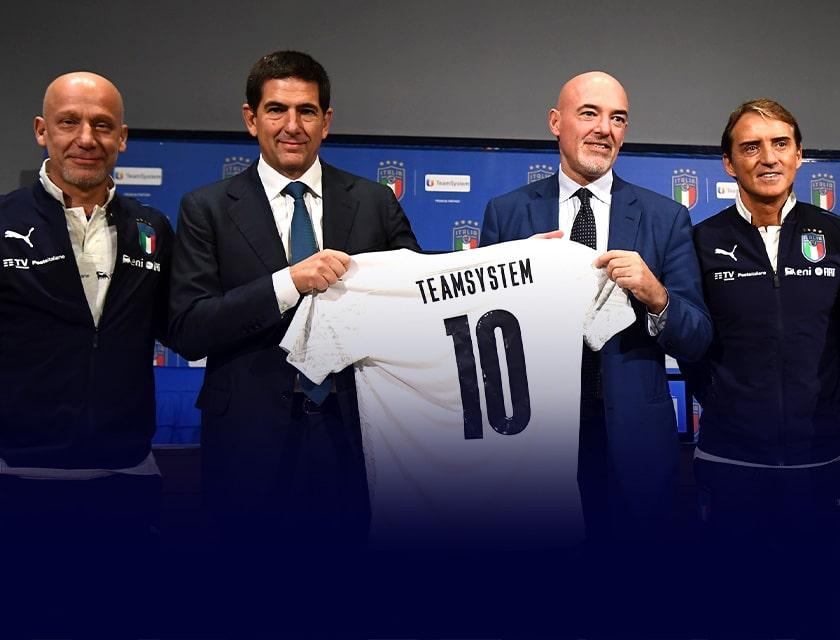 TeamSystem Nazionale Italiana Partnership